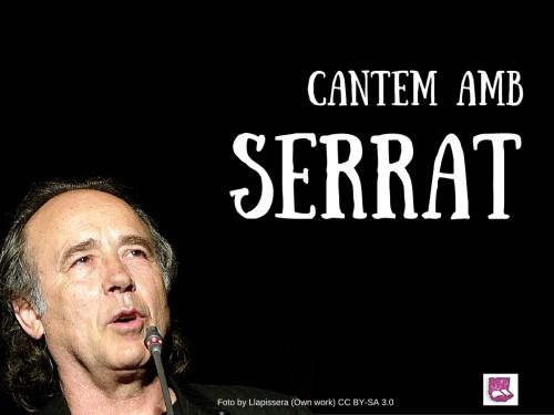 Cantem amb Serrat