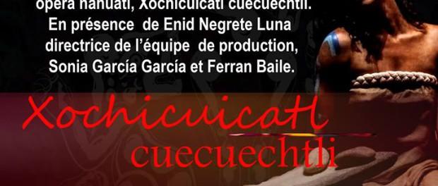 Cartel presentacion INALCO