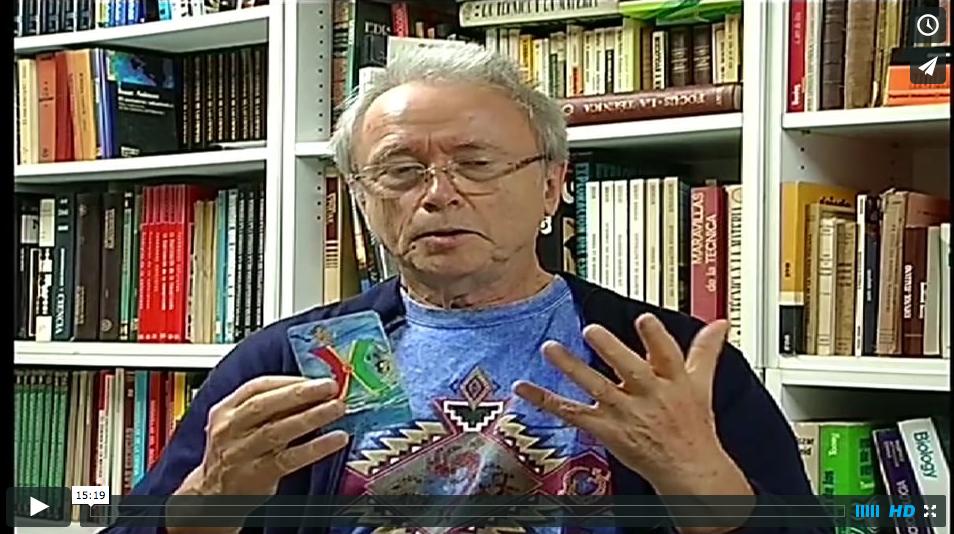 Entrevista Jean Gabriel Foucaud