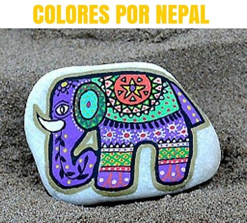 COLORES POR NEPAL