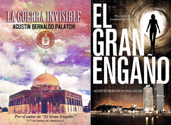 libros Agustín Palatchi