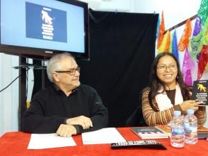 presentación libro Sergio Dantí