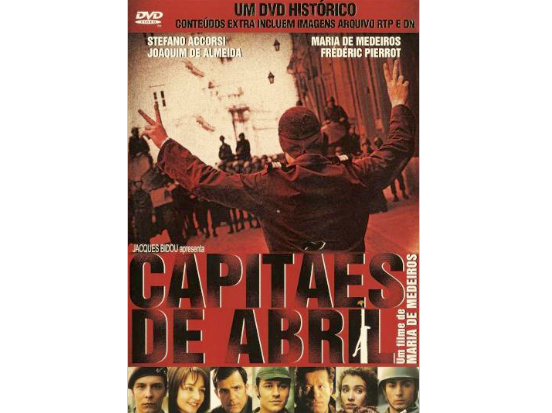 Capitanes de abril
