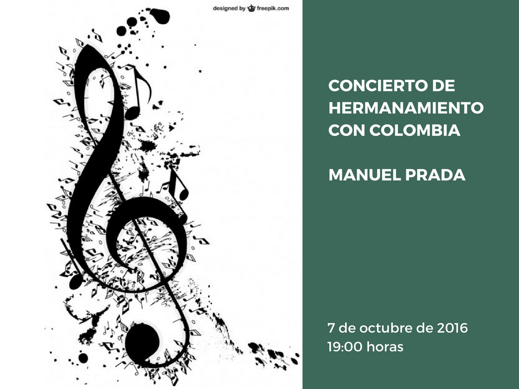 Concierto de Manuel Prada