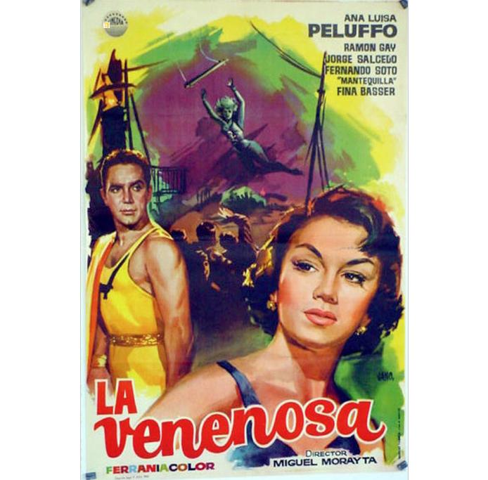 La venenosa (México)