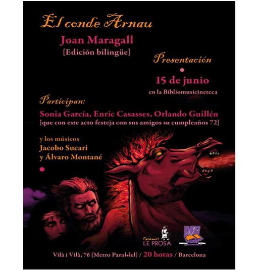 Conde Arnau cartel