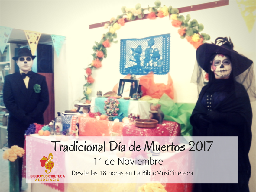 Tradicional Día de Muertos
