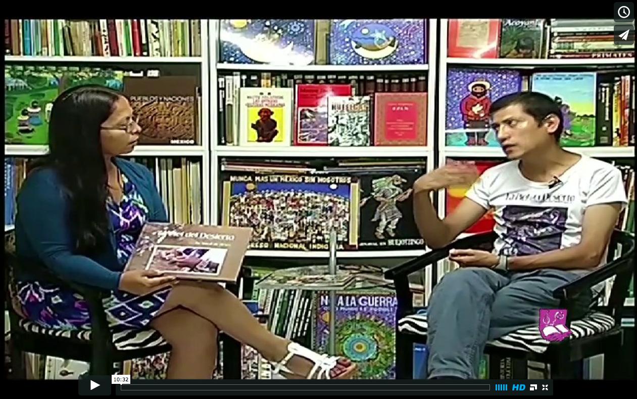 Entrevista Rogelio Espinosa