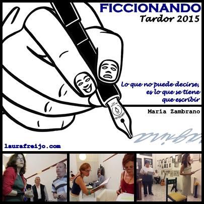 Ficcionando taller de escritura dramática