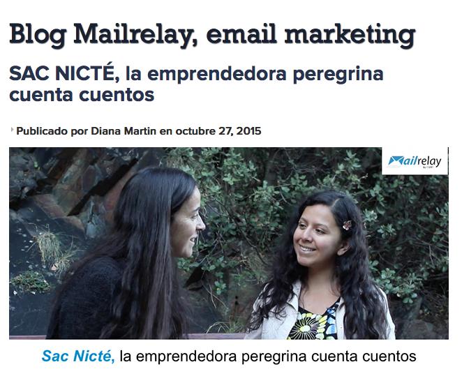 Entrevista Sac-Nicté