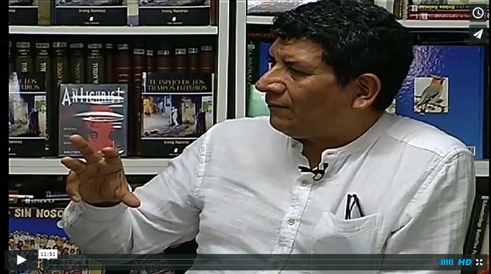 Entrevista Irving Ramírez